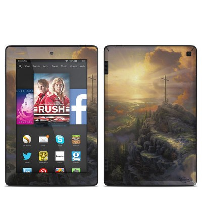 Amazon Kindle Fire HD 7in 2014 Skin - The Cross