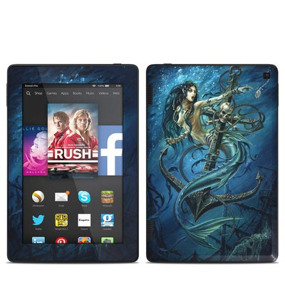 Amazon Kindle Fire HD 7in 2014 Skin - Death Tide