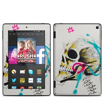 Amazon Kindle Fire HD 7in 2014 Skin - Decay