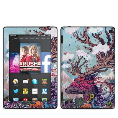 Amazon Kindle Fire HD 7in 2014 Skin - Deer Spirit