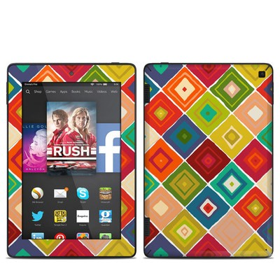 Amazon Kindle Fire HD 7in 2014 Skin - Diamante