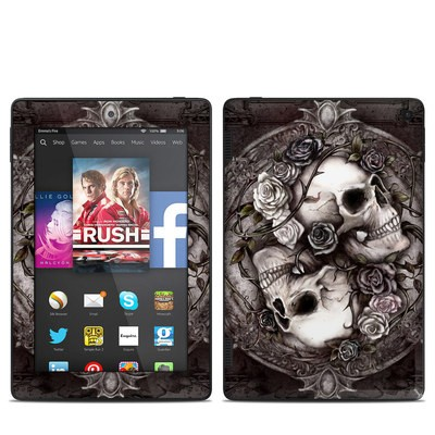Amazon Kindle Fire HD 7in 2014 Skin - Dioscuri