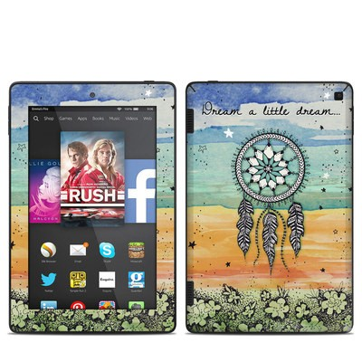 Amazon Kindle Fire HD 7in 2014 Skin - Dream A Little