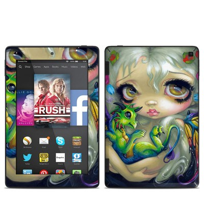 Amazon Kindle Fire HD 7in 2014 Skin - Dragonling