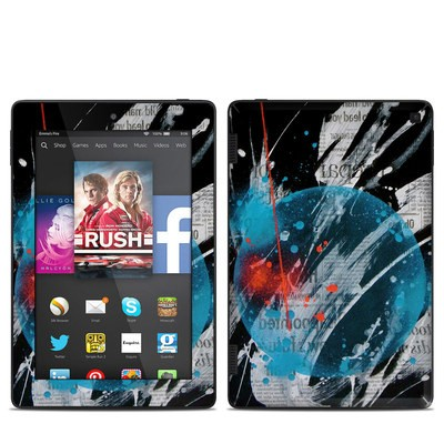 Amazon Kindle Fire HD 7in 2014 Skin - Element-Ocean