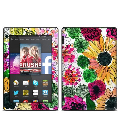 Amazon Kindle Fire HD 7in 2014 Skin - Fiore