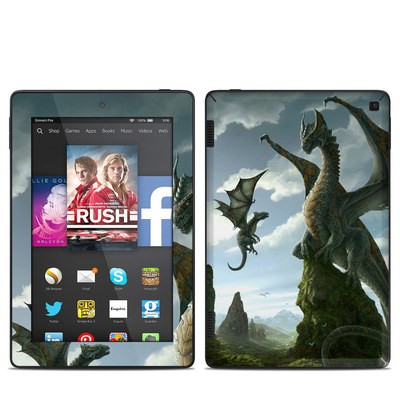 Amazon Kindle Fire HD 7in 2014 Skin - First Lesson