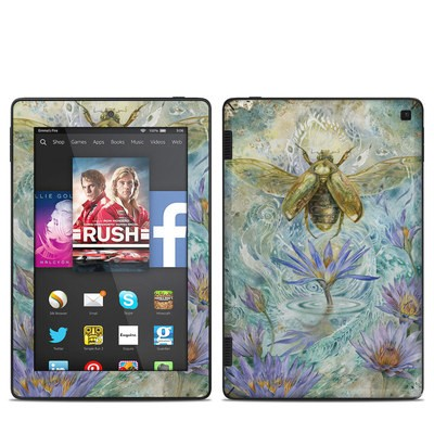 Amazon Kindle Fire HD 7in 2014 Skin - When Flowers Dream
