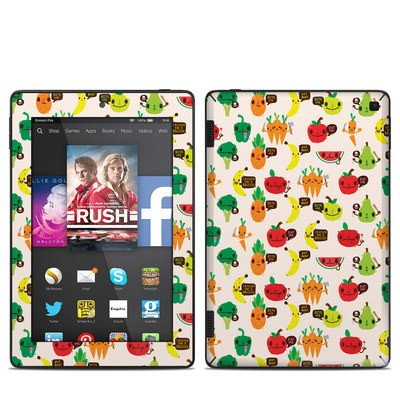 Amazon Kindle Fire HD 7in 2014 Skin - Fooditude