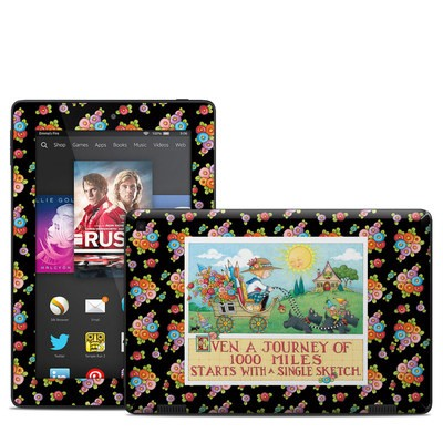 Amazon Kindle Fire HD 7in 2014 Skin - Forty Year Journey