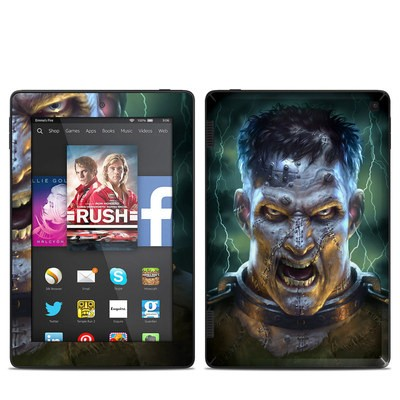 Amazon Kindle Fire HD 7in 2014 Skin - Frankenstein