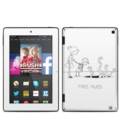 Amazon Kindle Fire HD 7in 2014 Skin - Free Hugs