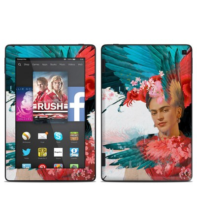 Amazon Kindle Fire HD 7in 2014 Skin - Frida