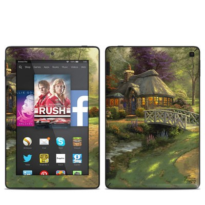 Amazon Kindle Fire HD 7in 2014 Skin - Friendship Cottage
