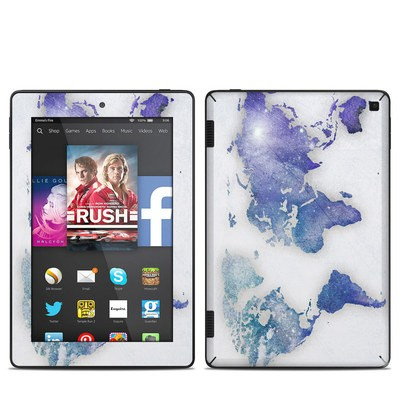 Amazon Kindle Fire HD 7in 2014 Skin - Gallivant