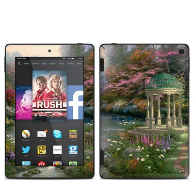 Amazon Kindle Fire HD 7in 2014 Skin - Garden Of Prayer
