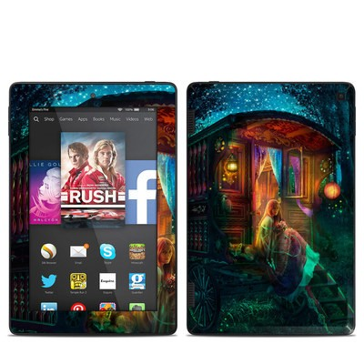 Amazon Kindle Fire HD 7in 2014 Skin - Gypsy Firefly