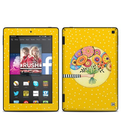 Amazon Kindle Fire HD 7in 2014 Skin - Giving