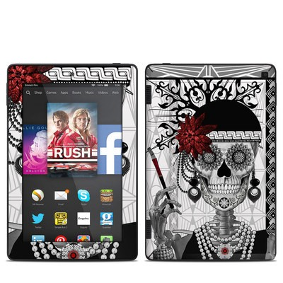 Amazon Kindle Fire HD 7in 2014 Skin - Mrs Gloria Vanderbone