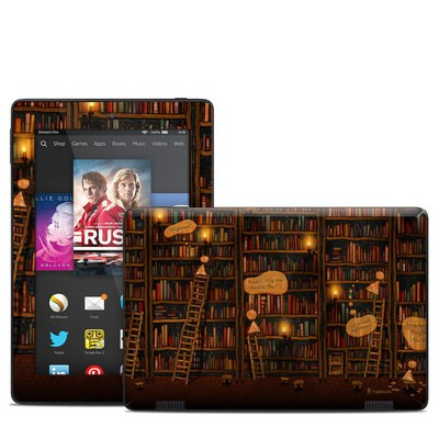 Amazon Kindle Fire HD 7in 2014 Skin - Google Data Center