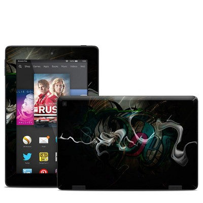 Amazon Kindle Fire HD 7in 2014 Skin - Graffstract