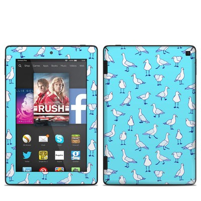 Amazon Kindle Fire HD 7in 2014 Skin - Gulls Away