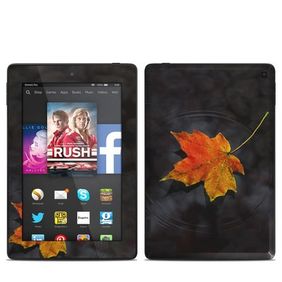 Amazon Kindle Fire HD 7in 2014 Skin - Haiku