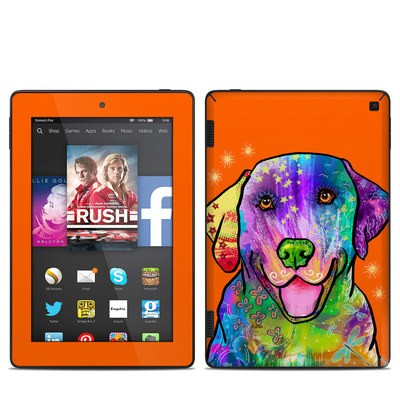 Amazon Kindle Fire HD 7in 2014 Skin - Happy Sunshine