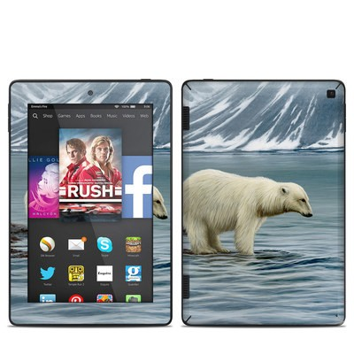 Amazon Kindle Fire HD 7in 2014 Skin - Hard Summer