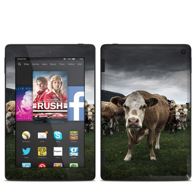 Amazon Kindle Fire HD 7in 2014 Skin - Herding