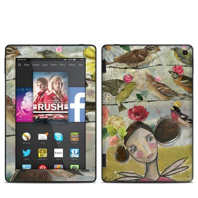 Amazon Kindle Fire HD 7in 2014 Skin - Her Tribe