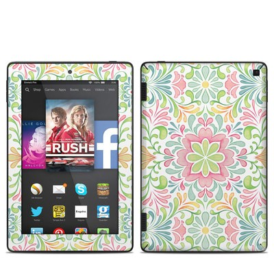 Amazon Kindle Fire HD 7in 2014 Skin - Honeysuckle
