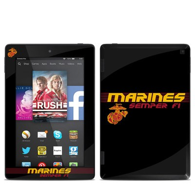 Amazon Kindle Fire HD 7in 2014 Skin - Honorable