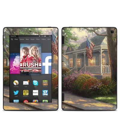 Amazon Kindle Fire HD 7in 2014 Skin - Hometown Pride