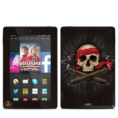 Amazon Kindle Fire HD 7in 2014 Skin - High Seas Drifter