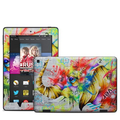 Amazon Kindle Fire HD 7in 2014 Skin - Headspring