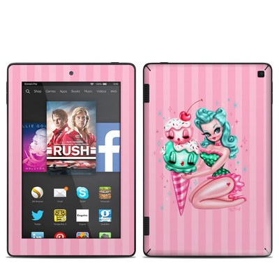 Amazon Kindle Fire HD 7in 2014 Skin - Ice Cream