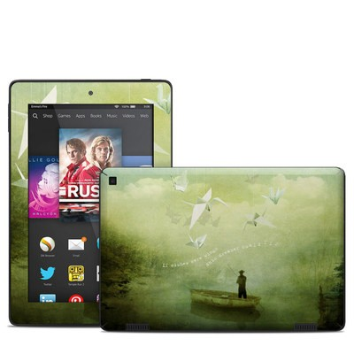 Amazon Kindle Fire HD 7in 2014 Skin - If Wishes