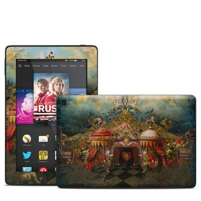 Amazon Kindle Fire HD 7in 2014 Skin - Imaginarium