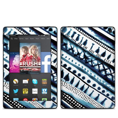Amazon Kindle Fire HD 7in 2014 Skin - Indigo