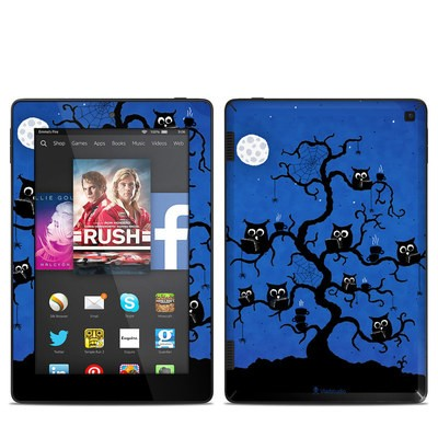 Amazon Kindle Fire HD 7in 2014 Skin - Internet Cafe