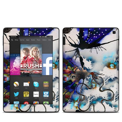 Amazon Kindle Fire HD 7in 2014 Skin - Interstellar