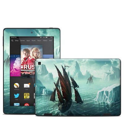 Amazon Kindle Fire HD 7in 2014 Skin - Into the Unknown