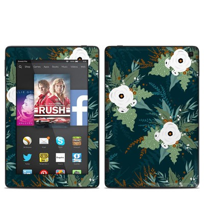 Amazon Kindle Fire HD 7in 2014 Skin - Isabella Garden
