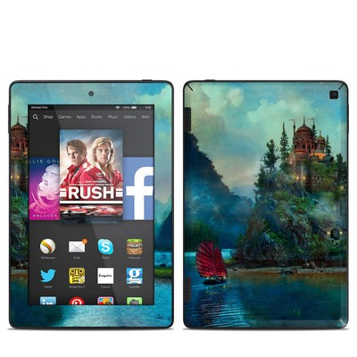 Amazon Kindle Fire HD 7in 2014 Skin - Journey's End