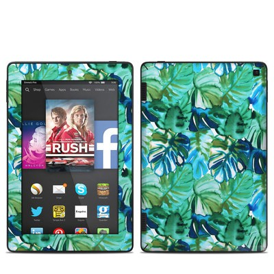 Amazon Kindle Fire HD 7in 2014 Skin - Jungle Palm