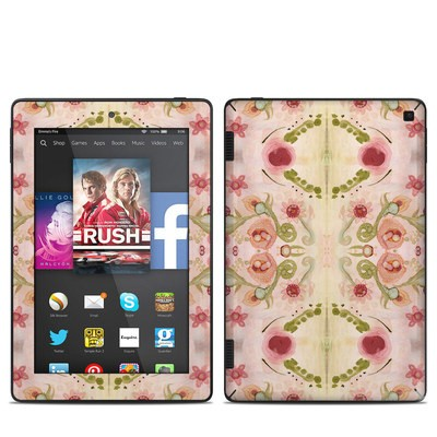 Amazon Kindle Fire HD 7in 2014 Skin - Kali Floral