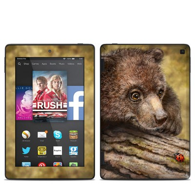 Amazon Kindle Fire HD 7in 2014 Skin - Kodiak Cub