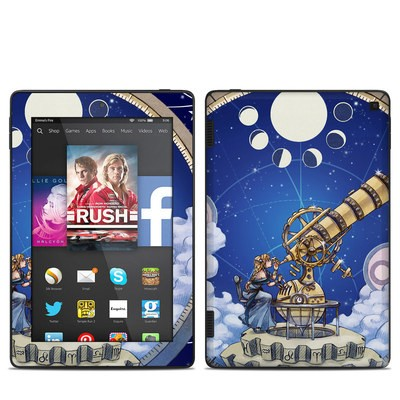 Amazon Kindle Fire HD 7in 2014 Skin - Lady Astrology