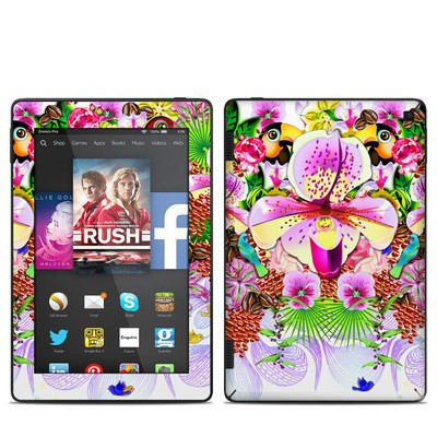Amazon Kindle Fire HD 7in 2014 Skin - Lampara